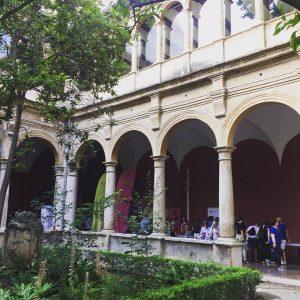 movilidad reducida valencia. Museo del Carmen.